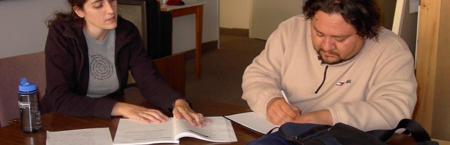 Adult Literacy Programs. laura&juancarlos
